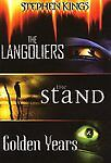 Stephen King Gift Set (The Langoliers / The Stand / Golden Years), Good DVD, , S