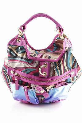 ff5435ab71 GEORGE GINA & LUCY Sac Baril gradient de couleur style extravagant Dames  magenta