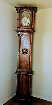 "GRANDFATHER CLOCK French Empire 19th Century ""La Comtoise du Pere Gaillarde"""