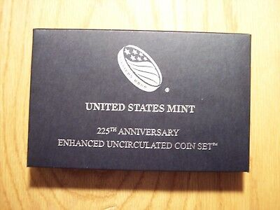 SOLD OUTRARE 2017-S 225th Anniversary Enhanced Uncirculated Coin Set LOW MINTAG