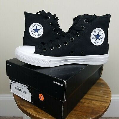 170fa5e00e85 CONVERSE ALL STAR CHUCK TAYLOR CTAS II Hi Lunarlon shoes for men NEW ...