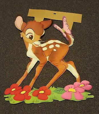 BAMBI 80+ Items-Books/Memorabilia/Collectibles/Decor/Music/Toys/Novelties/Disney