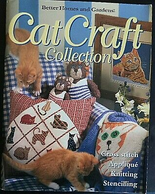 Better Homes and Gardens Cat Craft Collection