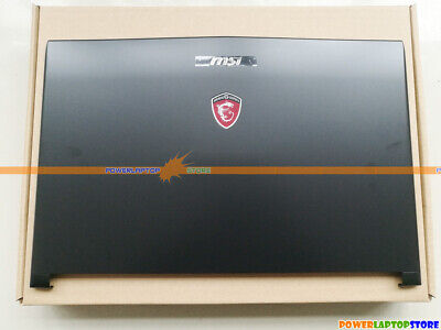 New LCD back cover for MSI GP72 7RDX Leopard//GP72M 7RDX Leopard Rear Lid
