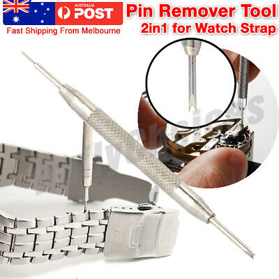 1 x WATCHMAKERS SPRING BAR PIN REMOVER TOOL Link Wrist Watch Band Strap Repair