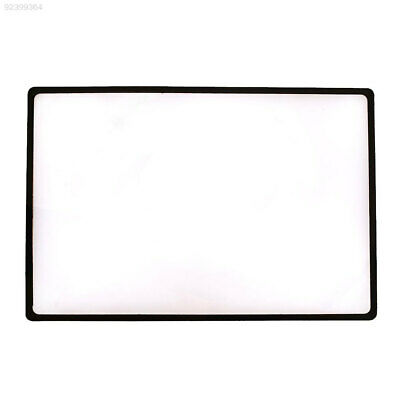 BF99 Durable Glass Lens Magnifying Lens Reading PVC Transparent Newspaper
