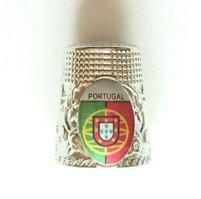 Portugal Dedal For Sewing Dedal Para Coser