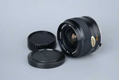Minolta MC W.Rokkor 24mm f/2.8 Lens, for MD Mount, Adaptable to Sony E Fuji XF