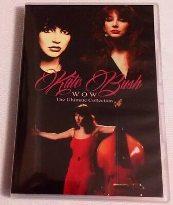 KATE BUSH: Wow! The Ultimate Hits Collection, BBC Christmas Special, Live TV DVD