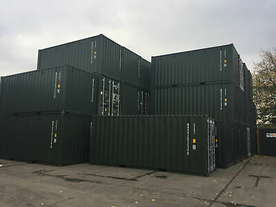 20ft one trip shipping container