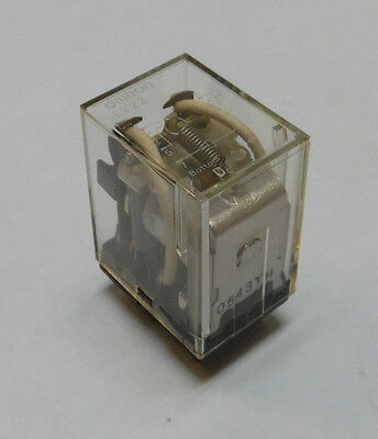 Omron 8 Pin Cube Relay LY2Z, 24VDC, Used, SHIPS SAME DAY, Warranty
