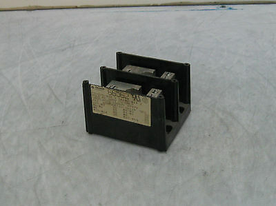 Gould Shawmut Fuse Block, 66562, 600V, Used, WARRANTY