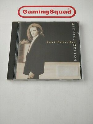 Soul Provider, Michael Bolton CD, Supplied by Gaming Squad