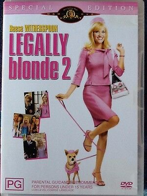 LEGALLY BLONDE 2 - Reece Witherspoon - DVD # 459