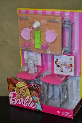 Brand New Barbie Doll Dream Furniture Dining Table For Two