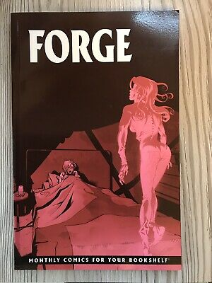 FORGE Vol 7 Crossgen Monthly US Comic Book For Adult First Edition