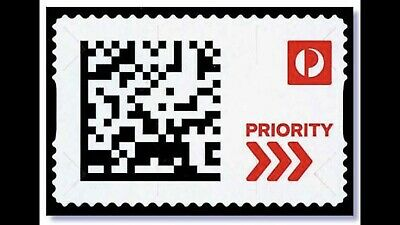 **POSTAGE ONLY** Upgrade Standard Letters To Priority Post-ALMIGHTYBURTRONI Ebay