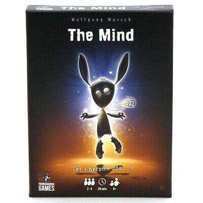 The Mind Card Game - Family Cards Game