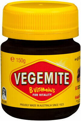 Vegemite 150g Jar - FAST COURIER SHIPPING FROM SYDNEY AUSTRALIA