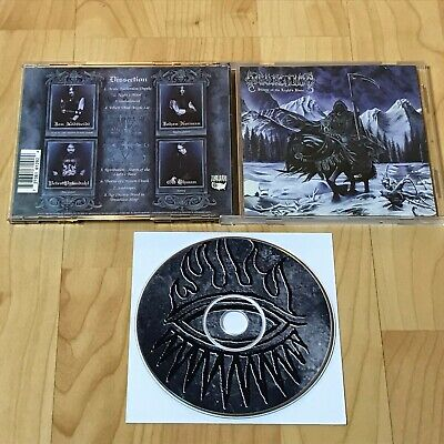 Dissection - Storm Of The Light's Bane [1CD, US First Press]