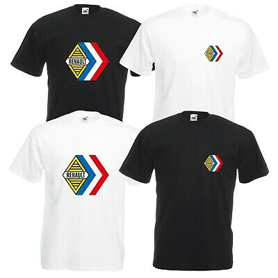 Renault Alpine T-Shirt French Car Enthusiast A110 VARIOUS SIZES & COLOURS