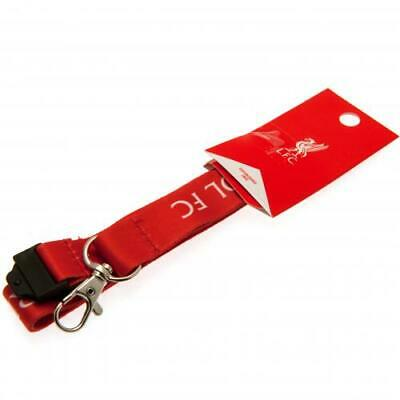 Liverpool F.C. Lanyard   GIFT, PHONE ,I.D CARD HOLDER  official licensed product