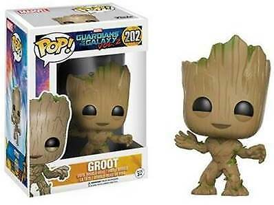 Funko POP! Guardians of the Galaxy 2 N°202 - Young Groot