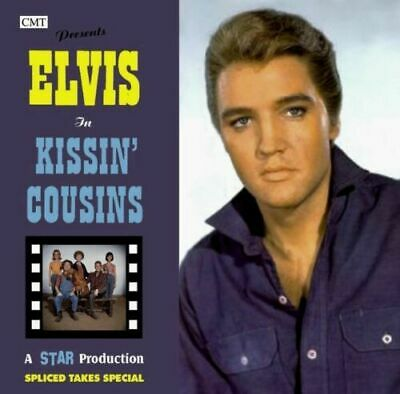 Elvis Presley -  Kissin' Cousins CD Spliced Takes Special - New & Sealed