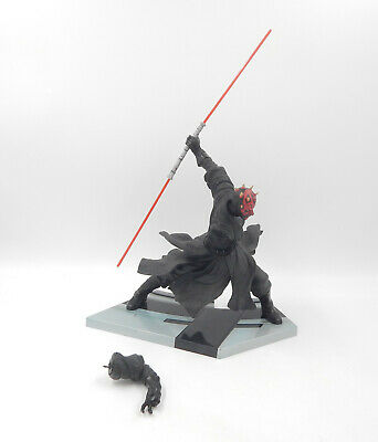 Gentle Giant STAR WARS DARTH MAUL 2003 Figure - beschädigt / damaged