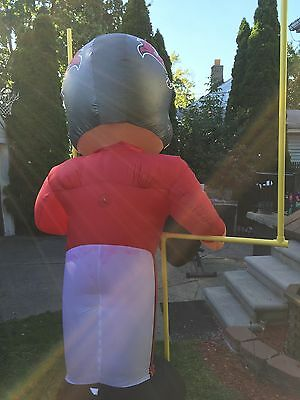 b52ad91dd NFL Tampa Bay Buccaneers Apparel Inflatable AirBlown Tiny Football Player  Gear