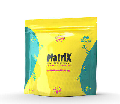 MATRIX TLC SUBSTITUT DE REPAS VEGETAL 15 sachets