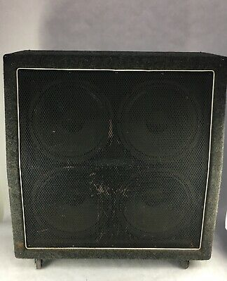 4 X 12 - Carvin V412T Angled Guitar Cabinet 400 Watts 8oms