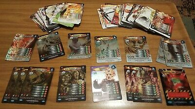 DOCTOR WHO Battle in Time cards ULTIMATE MONSTERS job lot OR singles(contact me)