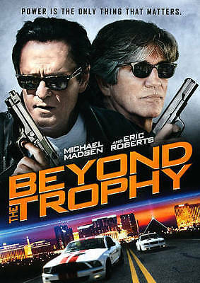 Beyond the Trophy (DVD, 2014) BRAND NEW AND SEALED   MICHAEL MADSEN ERIC ROBERTS