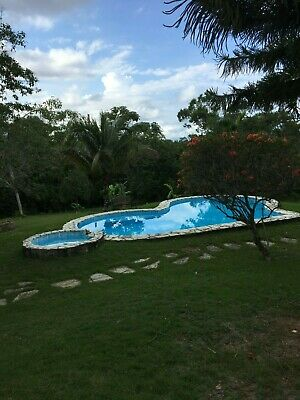 For sale by owner. A tropical paradise in Sosua, Dominican Republic!  Must see!