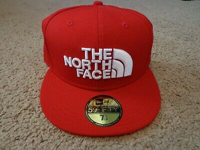 edd11d0161c5b New THE NORTH FACE - Limited Edition - New Era 59Fifty Fitted Baseball Hat  7 1