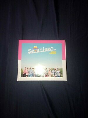 Seventeen Love And Letter Repackaged Album