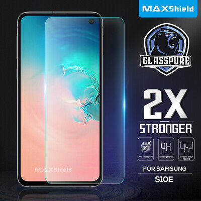 Samsung Galaxy S10E Case Friendly HD Tempered Glass Screen Protector For Samsung