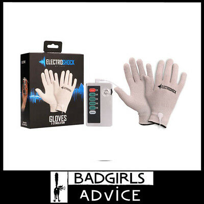 Bad Girls Advice All Over Pain Treatment Electrstim Gloves Nerve Help Electro