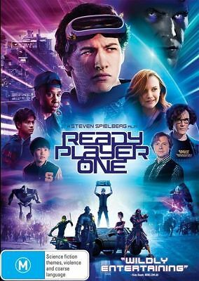 Ready Player One (DVD, 2018) NEW