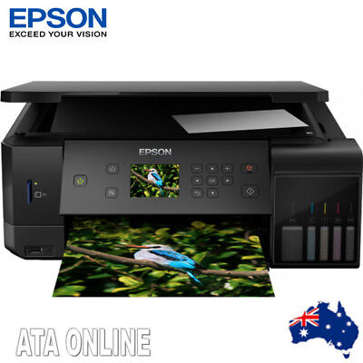 Epson EcoTank Expression ET-7700  Wi-Fi M/F Refill Ink Printer + $50 Gift Card