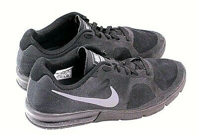 premium selection d80cd 817ef Nike Air Max Mens Low Top Basketball Shoes Black size 12 style  719912-020