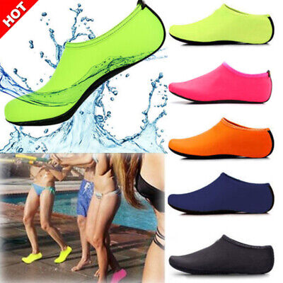 Water Skin Shoes Beach Reef Swimming Surfing Aqua Socks Sports Wetsuit Unisex