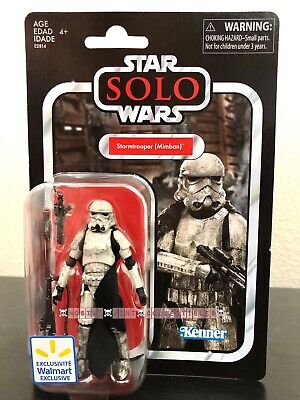 """Star Wars 3.75"""" inch Vintage Collection STORMTROOPER MIMBAN Action Figure NEW"""
