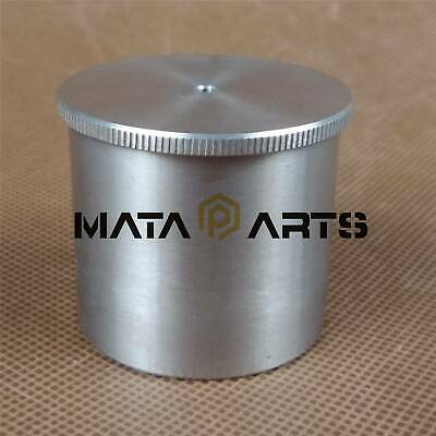 50ml Stainless Steel Paint Density Cups Specific Gravity Cups QBB New