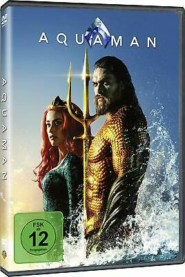 Aquaman Dvd Deutsch