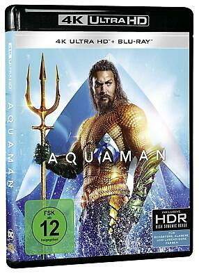Aquaman 4K Ultra Hd + Blu-Ray Deutsch