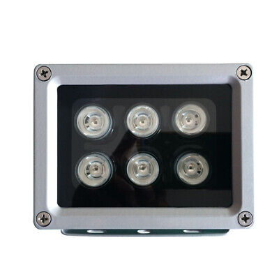 6 Led Night Vision IlluminatorIR Lamp Fill Light CCTV Camera IP65 Infrared Lamp