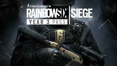 Tom clancy's rainbow six siege year 3 pass (HOT OFFER !!!) {Account}
