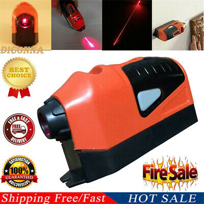 Laser Level Guide Leveler Straight Project Line Spirit Level Tool Hang Picture